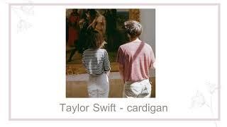 [THAISUB] แปลเพลง Cardigan · Taylor Swift