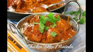 Creamy Chicken Tikka Masala - Spiced for Life