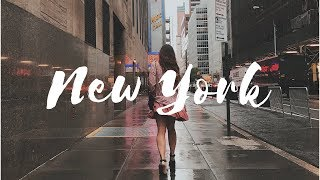 THE BEST NEW YORK CITY TRIP EVER! | CARLYROWENA VLOG