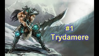 #1 Tryndamere Explains How to Play Like a Challenger