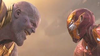The Only Avenger Thanos FEARS