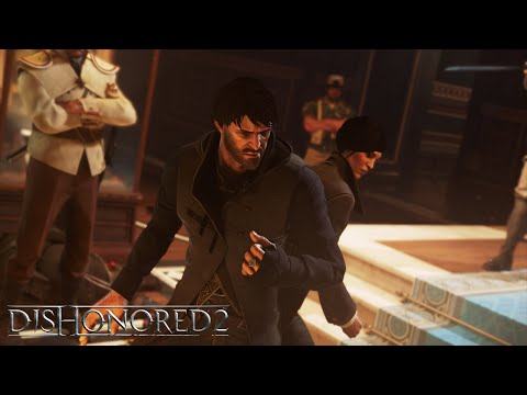 Il trailer di gioco di Dishonored 2