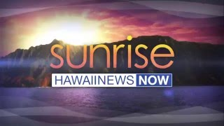Hawaii News Now Sunrise - Headlines 021816