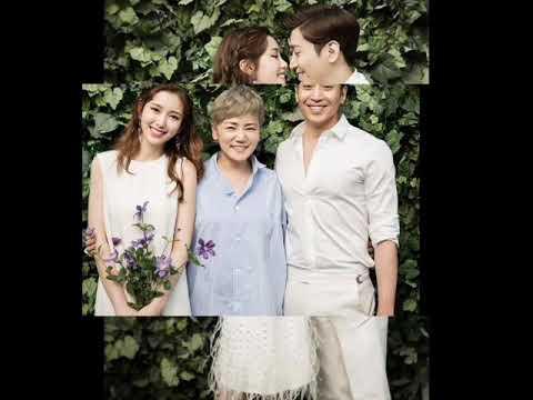 Shinhwa Eric Mun ❤ Na Hyemi wedding