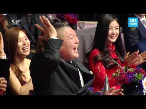 SBS [2014 연예대상] - 웃찾사 '삼대천왕'의 특별한 무대