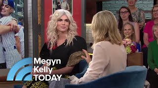 Julianna Zobrist Explains How To Have More Courage | Megyn Kelly TODAY