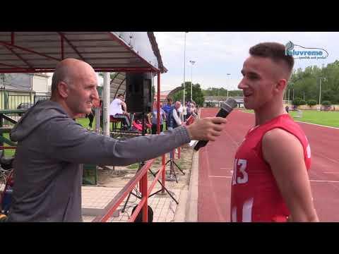 Atletika: Prvo kolo Kupa Srbije u Sremskoj Mitrovici - drugi dan