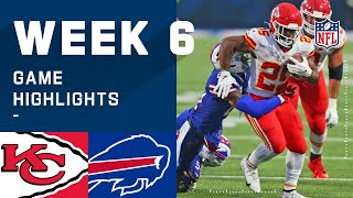 Chiefs vs. Bills Week 6 Highlights   NFL 2020