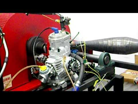 BRC150RR - BRC Engineering 150cc kart engine with balance shaft