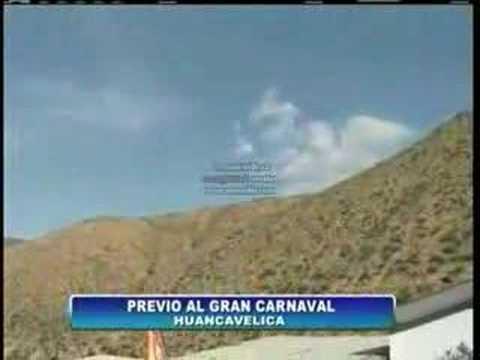 Carnavales en Santiago de Chocorvos 1° parte