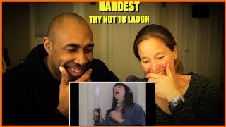 HARDEST CHALLENGE EVER! Try not to laugh CHALLENGE #3 - by AdikTheOne - YouTube
