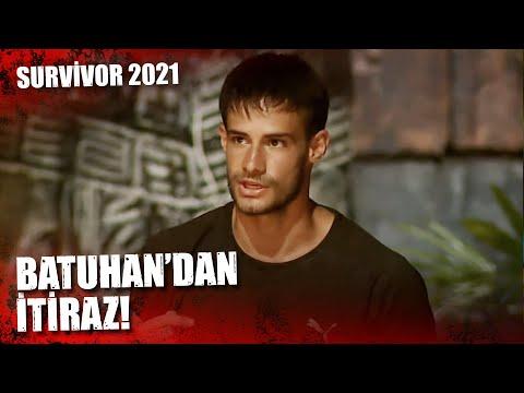 Batuhan Gönüllülere İtiraz Etti! | Survivor 2021