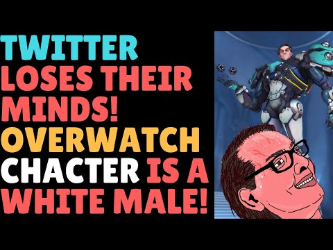 People OUTRAGED New Overwatch Hero Sigma! Guess Why?
