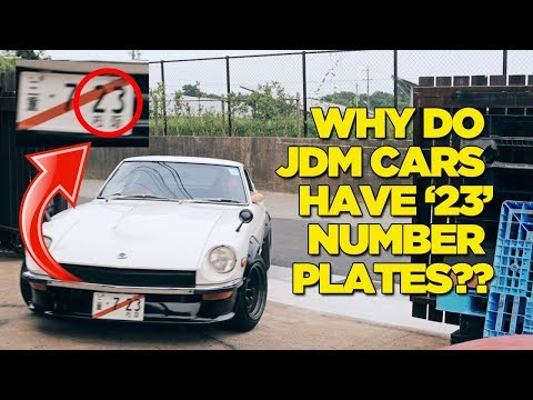 Why Do JDM Cars Have