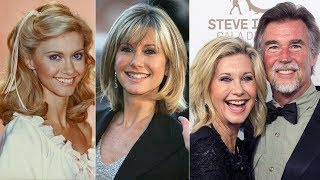 When Olivia Newton-John Got Married At 59, She Proved That Age Is No B-arrier To F.i.nding New Love