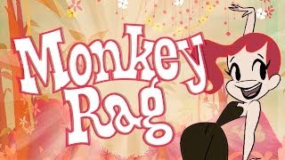 Monkey Rag - An Animated Short by Joanna Davidovich