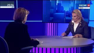 Актуальное интервью Татьяна Дернова
