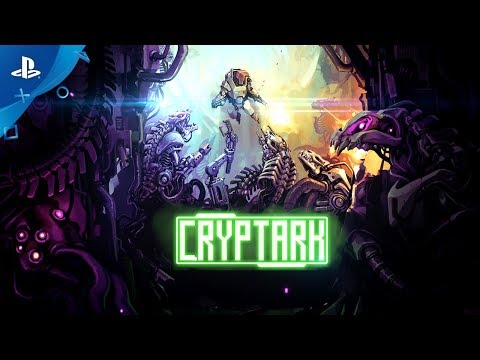 CRYPTARK Video Screenshot 1