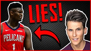 The REAL REASON Zion Williamson is HELD BACK  by the Pelicans [feat. MICHAEL JORDAN]