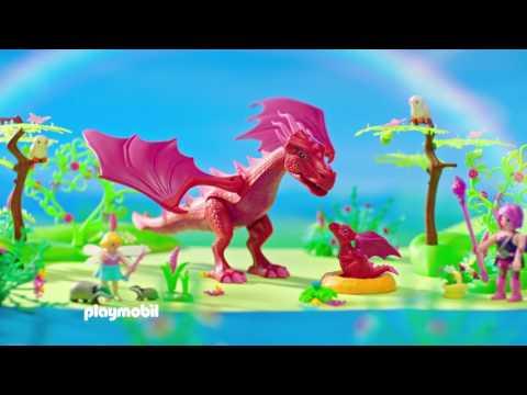 PLAYMOBIL presenteert een magische nieuwe dag in de feeëntuin!