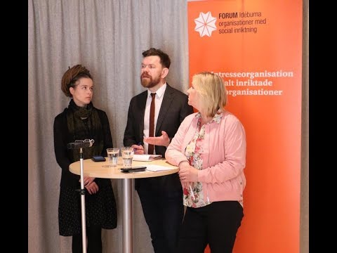 VAL 2018: Forum frågar ut de rödgröna