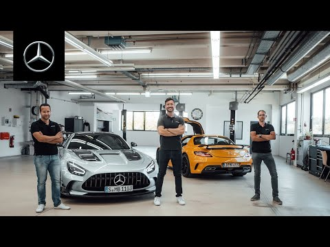 INSIDE AMG – Interior | Performance Combined with Luxury