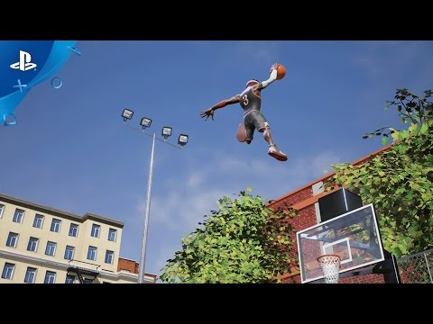 NBA Playgrounds Trailer