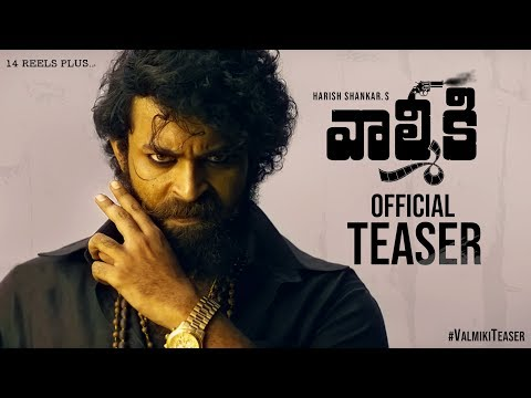 Valmiki Movie Official Teaser