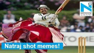 Twitterati give Ranveer Singh's Natraj pose a hilarious sp..