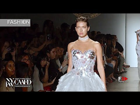 TEMRAZA Spring 2020 by CAAFD New York - Fashion Channel