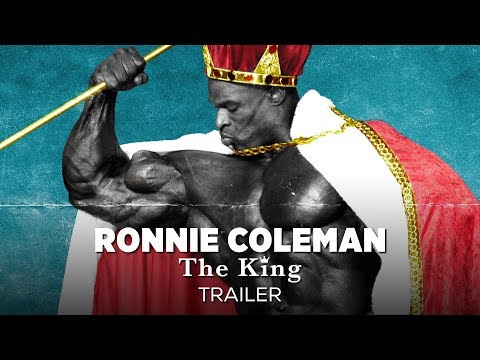 Ronnie Coleman: The King'