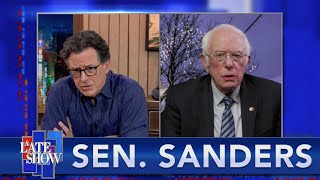 """""""The Essence Of This Crisis Is The Perpetuation Of This Huge Lie"""" - Sen. Bernie Sanders"""