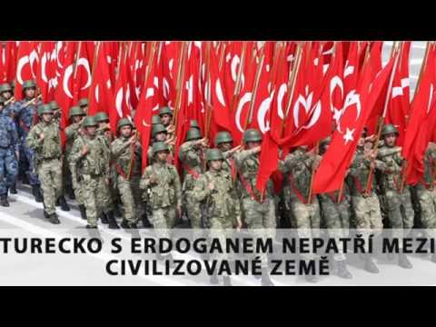 Tomio Okamura: Turecko s Erdoganem nepatří mezi civilizované země
