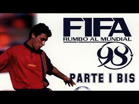 FIFA: Road to World Cup 98 (1997) - PC - Parte 1 BIS