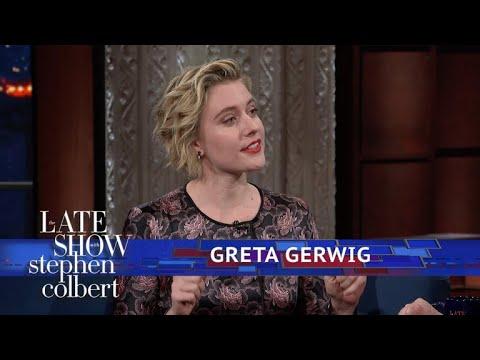 Greta Gerwig On 'Lady Bird,' Her Directorial Debut