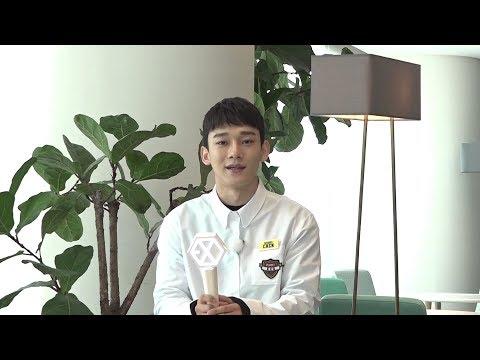 EXO LIGHT STICK V.2 & WYTH APP INSTRUCTION VIDEO BY EXO CHEN (첸)