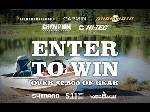 2015 Father's Day Giveaway | Sportsman's Warehouse