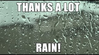 Live Video Game Hunting Ep. 21 - The Rain SUCKS!