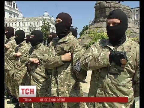 У Києві новобранці батальйону
