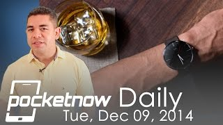 Android      Wear Lollipop, Lamborghini phone, LG G Watch R2 & more – Pocketnow Daily