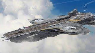 TOP 10 Biggest AIRCRAFT CARRIER |HD| - 2015