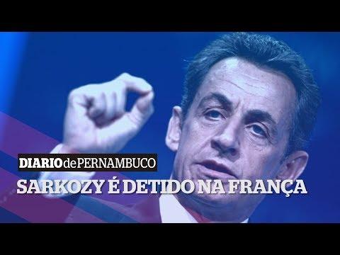 Ex-presidente da França investigado | Ex-president of France investigated
