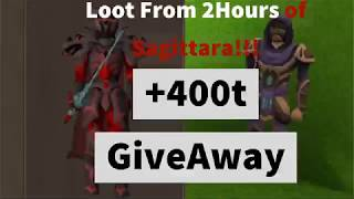 [FrimbScape] Loot From 2Hours of Sagittara!!!+ (400t giveaway) join Frimbscape Today!!!!