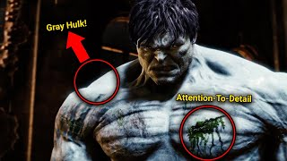 I Watched Incredible Hulk in 0.25x Speed and Here's What I Found