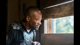 The Walking Dead's Tom Payne Talks Losing Lennie James to Fear Cross-Over