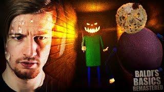 BALDI'S AT HALLOWEEN? NAH I'M OUT.    Baldi's Unreal Basics (Halloween Update + Chapter 3)