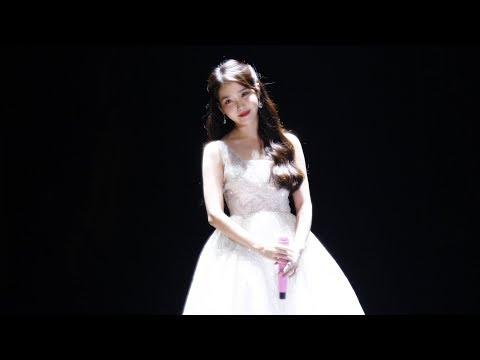 [4k]171202 IU(아이유) Dear Name(이름에게) live 직캠 IU FANCAM