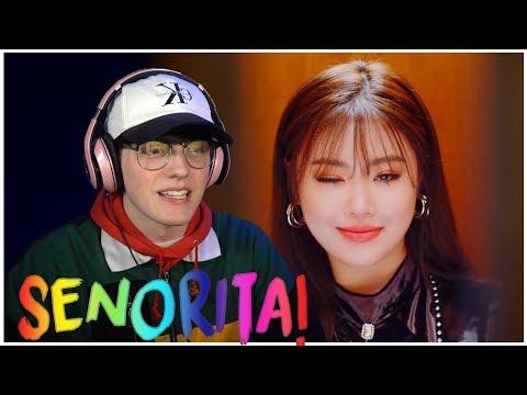 (G)I-DLE Senorita MV Reaction!! (여자)아이들)