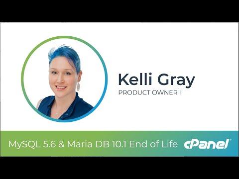 End of Life | MariaDB 10.1 and MySQL 5.6