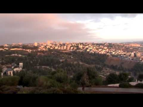 Is Jerusalem the Center of the World?
